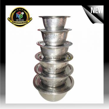 Stainless Steel Finger Bowl/ Washing Bowl/Hand Washer Bowl With Lid
