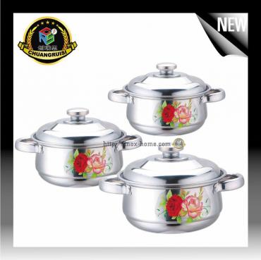 3Pcs Set Pot