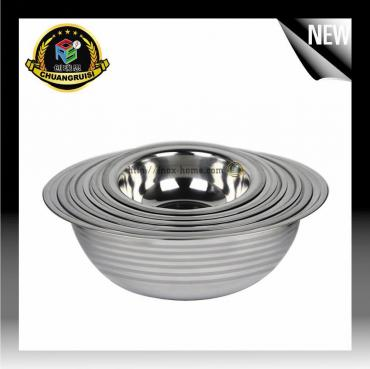 58cm india stainless steel bowl 410 kitchen washing bowl 53/58/63/68cm