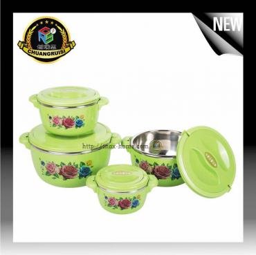 4pcs Lunch Box